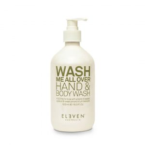 Wash me all over - Hand and Body Wash